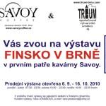 Finsko v Savoy 2010
