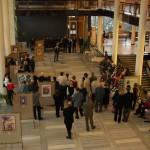Výstava ve foyeru JD 2003