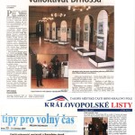 """Výstava """"FINSKO"""" v Besedním domě 2005"""