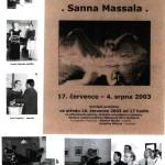 Sanna Massala 2003